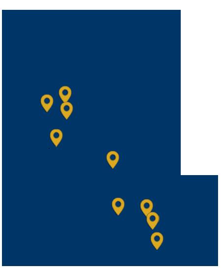 ACPA-CA Producer Map